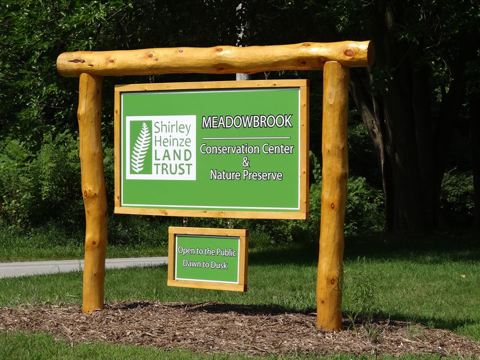 Meadowbrook sign