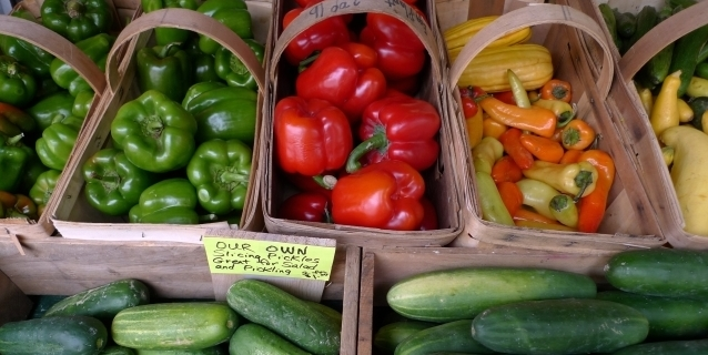 A Grower-Producer Market in Terre Haute — Earth Charter Indiana
