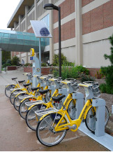 iupui - bike share