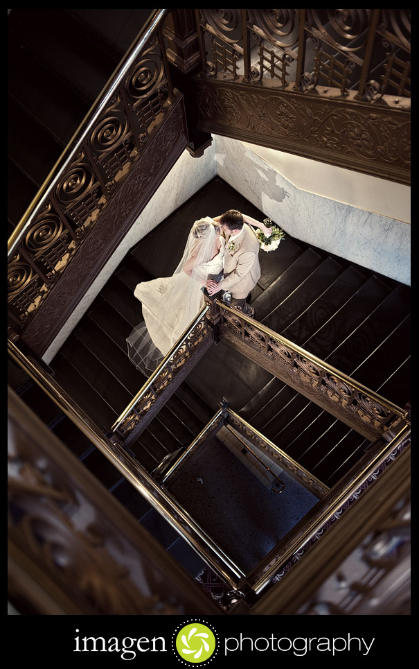The Old Arcade Cleveland Hyatt Downtown Wedding