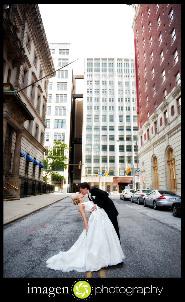 Union Club Cleveland Ohio Wedding Photography