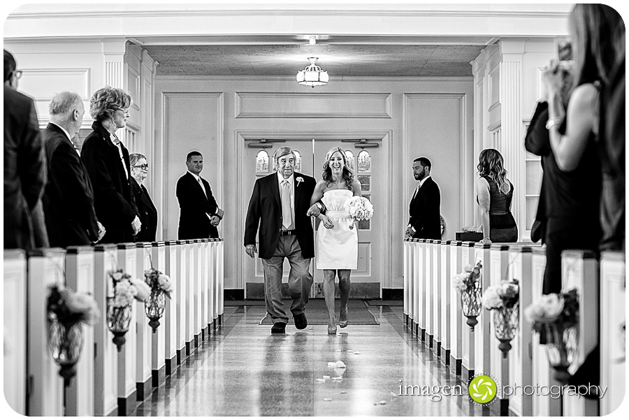 St. Dominic Wedding, Shaker Heights Ohio, Wedding Photography