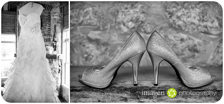 Red Run Bison Farm Wedding Marshallville Ohio, Wedding Shoes Shot
