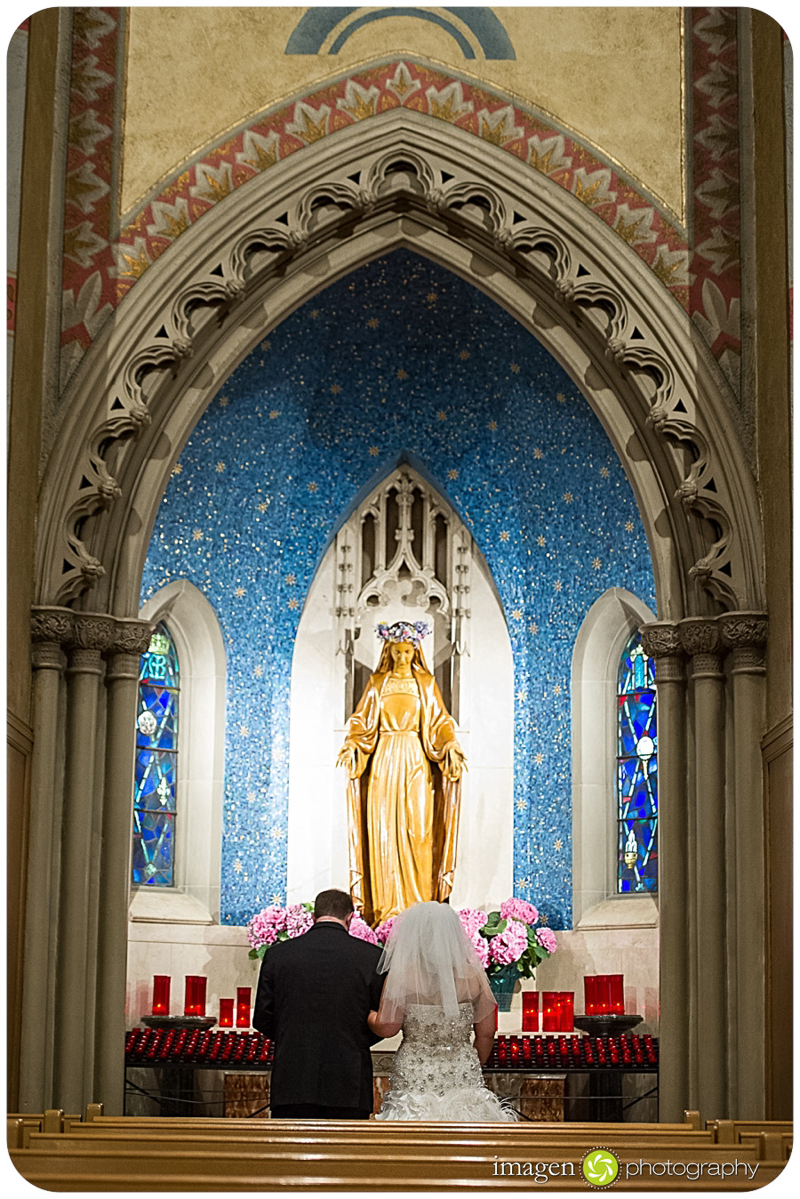 St. John Cathedral Wedding, Wedding Photography