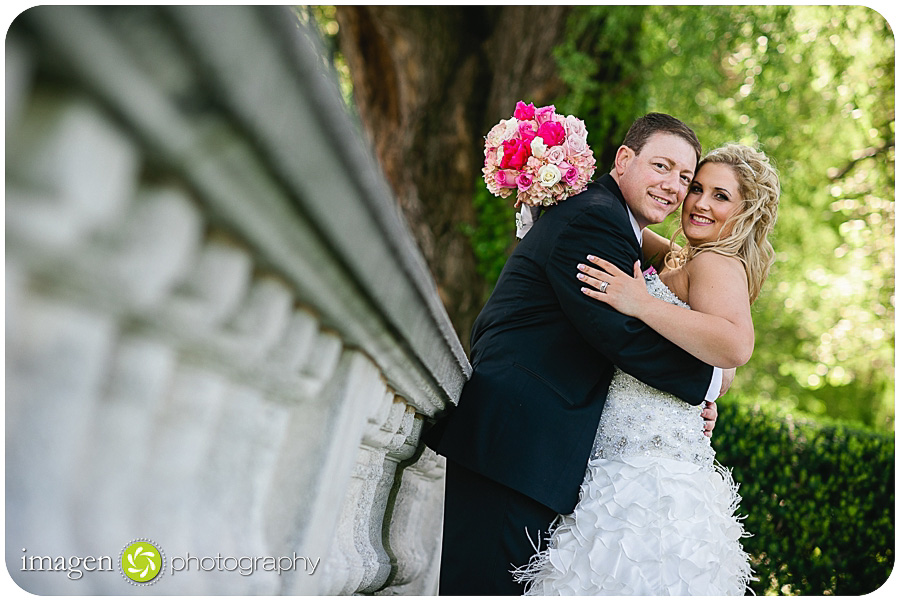 St. John Cathedral Wedding, Wedding Photography, Portrait