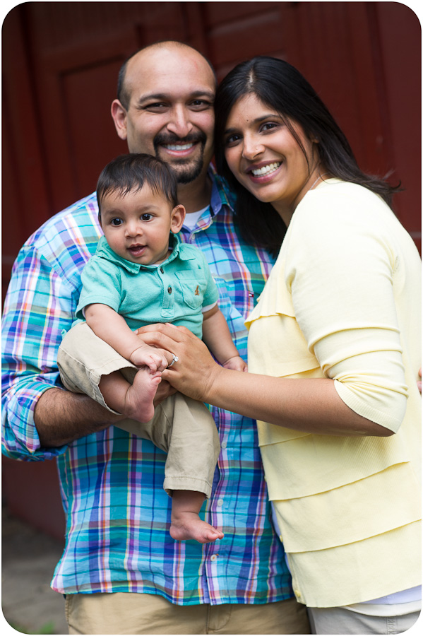Family Portrait, Cleveland Portrait Photography