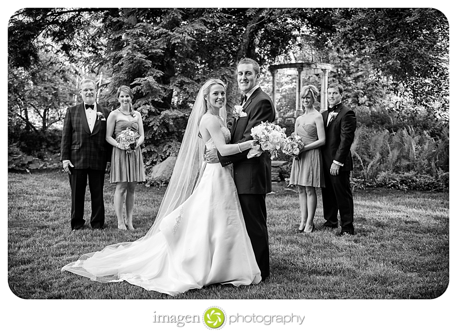 Hillbrook Country Club Wedding, Wedding Photography, Wedding Party Photo