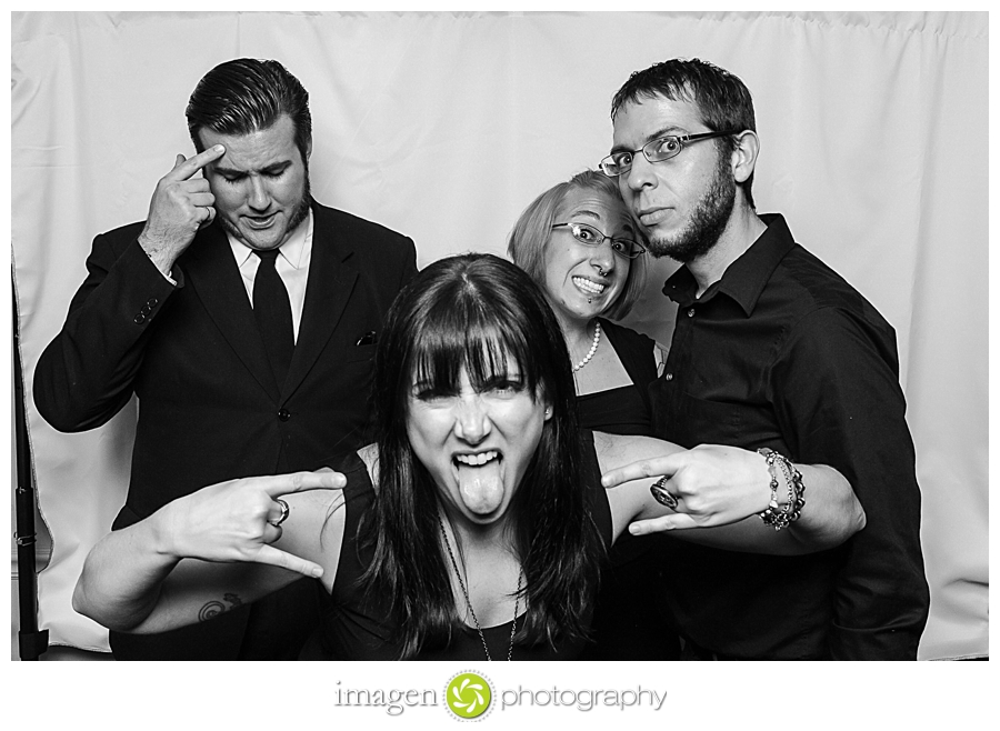 Photobooth Wedding Photography