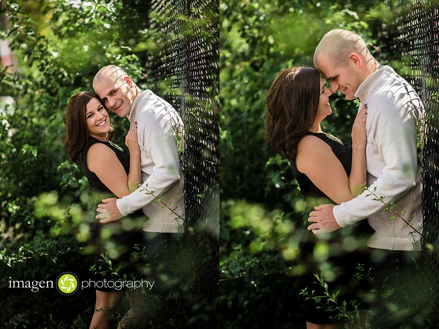 Engagement Photography: Jen + Jim