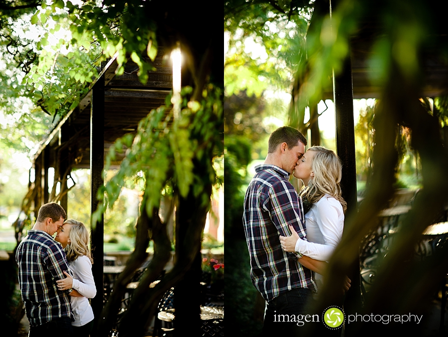 Engagment Photography: Sarah + Jesse