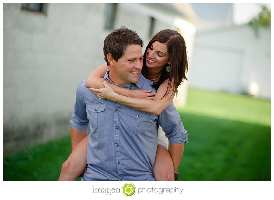 Engagement Photography: Tommy + Stephanie