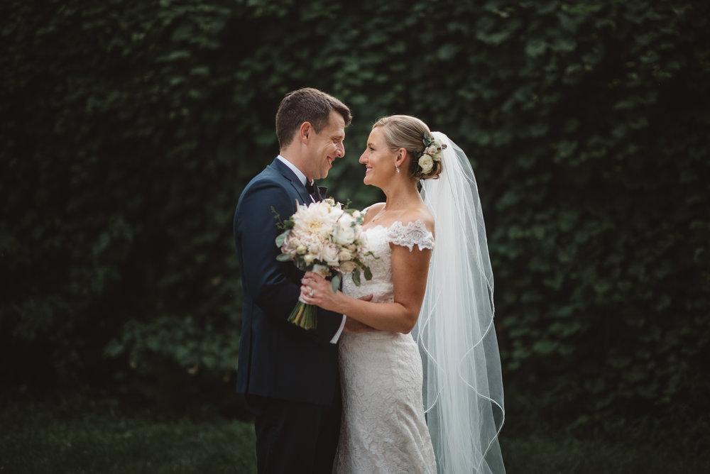 Katherine and matt wedding