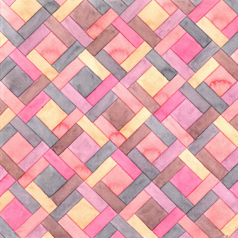 Textile Design Parquet