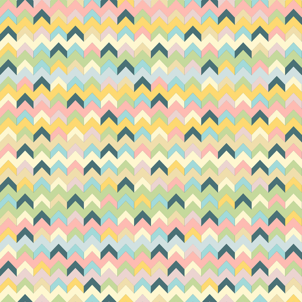 Textile Design Chevrons