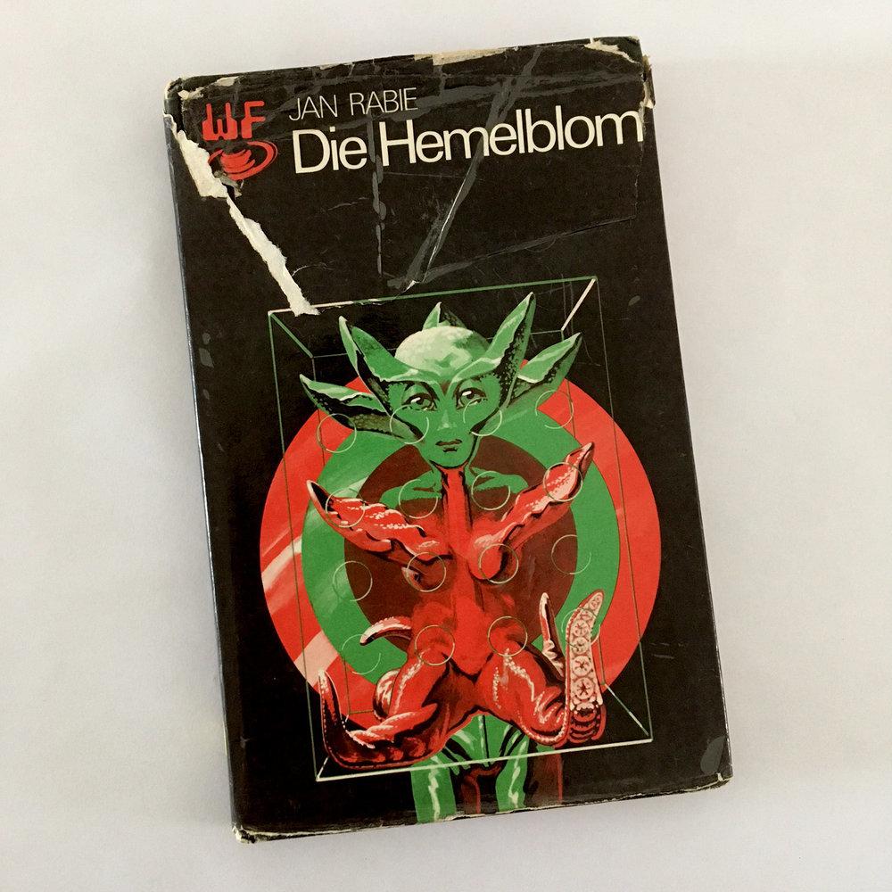 Die Hemelblom by Jan Rabie, 1971.