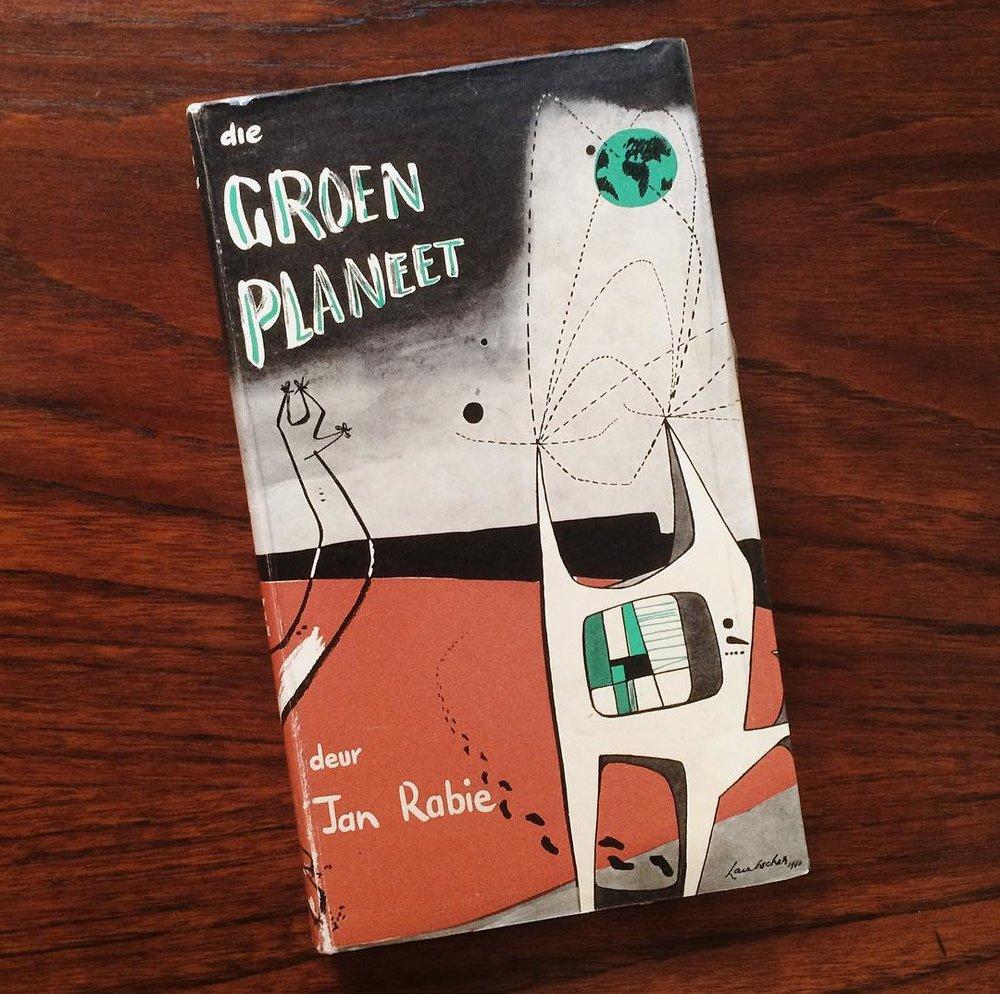Die Groen Planeet ( The Green Planet ), 1961.