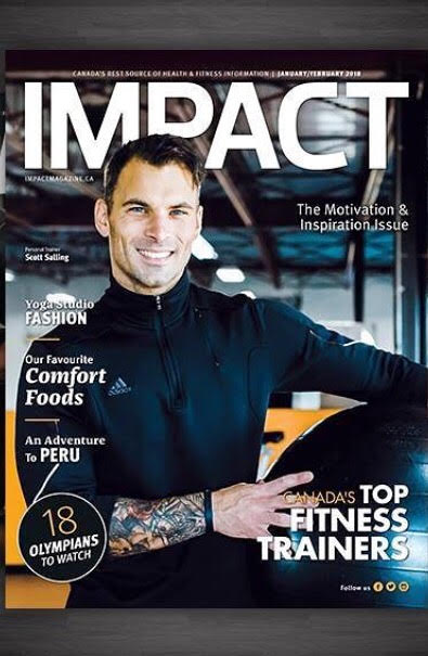 F.I.T. Academy's own Scott Salling was featured and made the cover of IMPACT Magazines Canada's Top Trainer issue! What an amazing accomplishment! A true credit to his passion, hard work and dedication as a leader and fitness professional. Congratulations Scott...Well deserved.