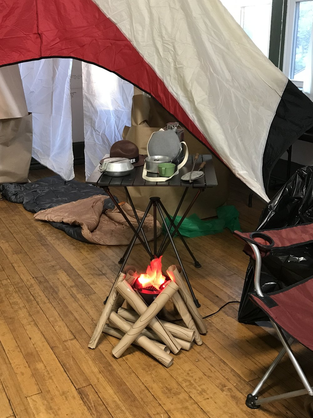 Camping!!!!!