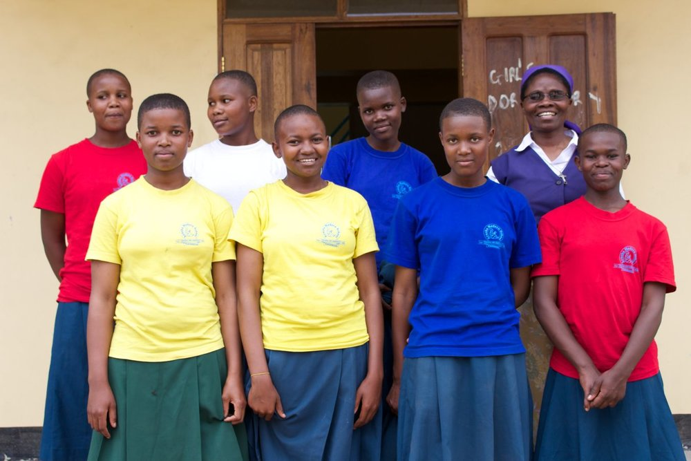 Thanks to our Student Sponsorship program, Unite is able to send nearly all of the older orphans to private secondary schools and our dream is that we will be able to support them all through University when their times come.