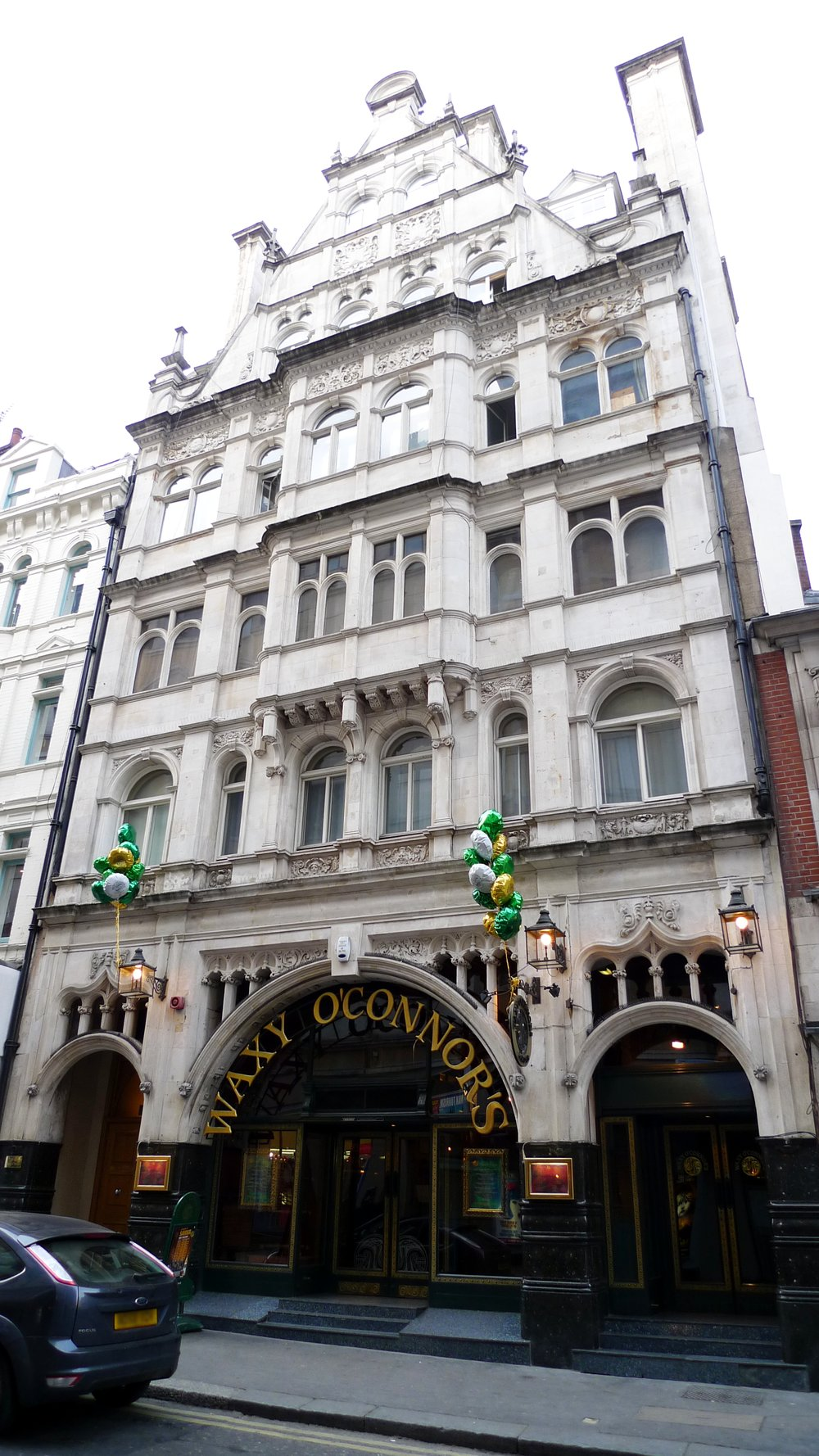 Waxy O'Connors - Soho  Piccadilly Circus