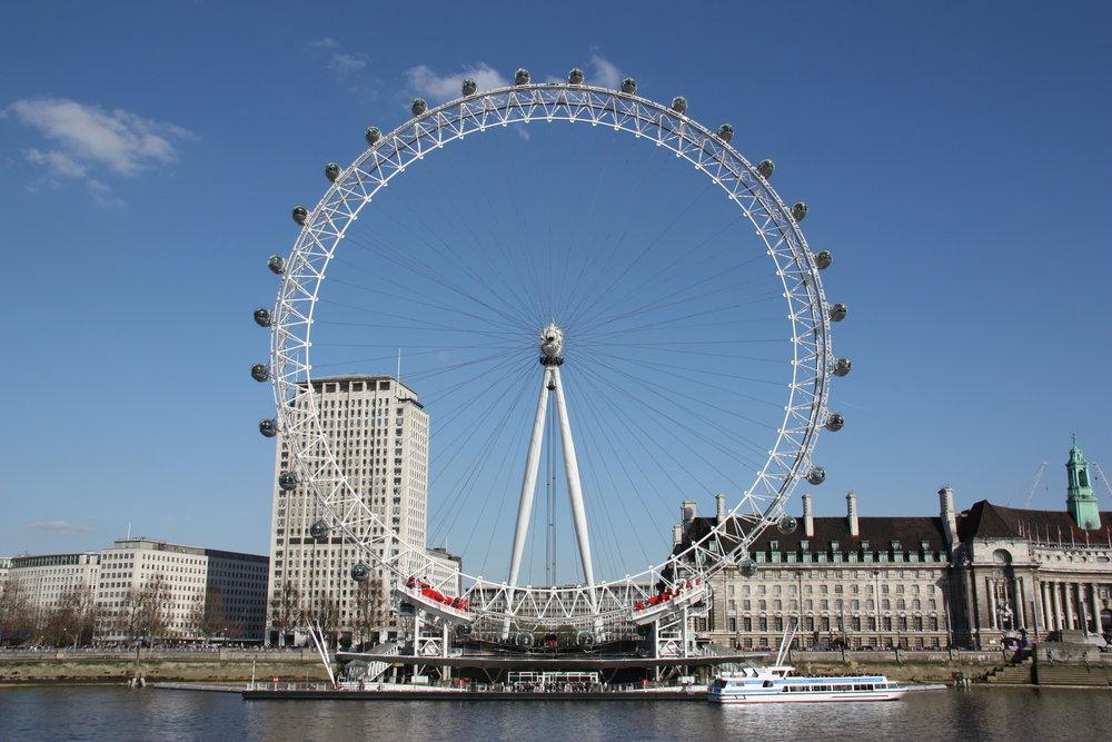 The London Eye    Tickets from £22.45