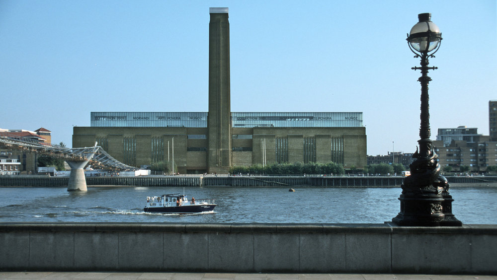 Tate Modern    Free exhibitions