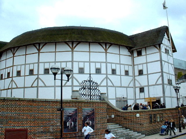 Shakespeare's Globe   Catch a show if you can