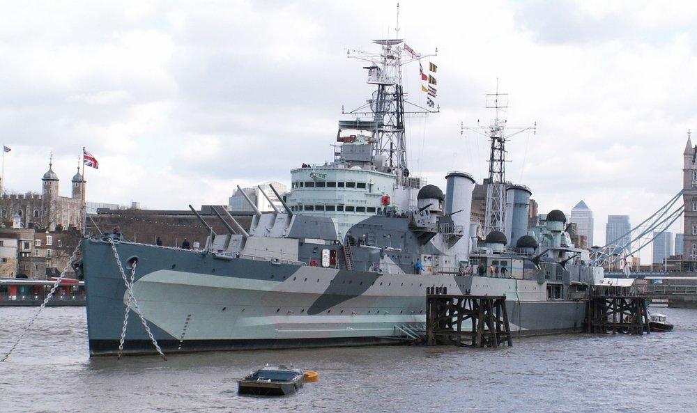 HMS Belfast   From £14.50