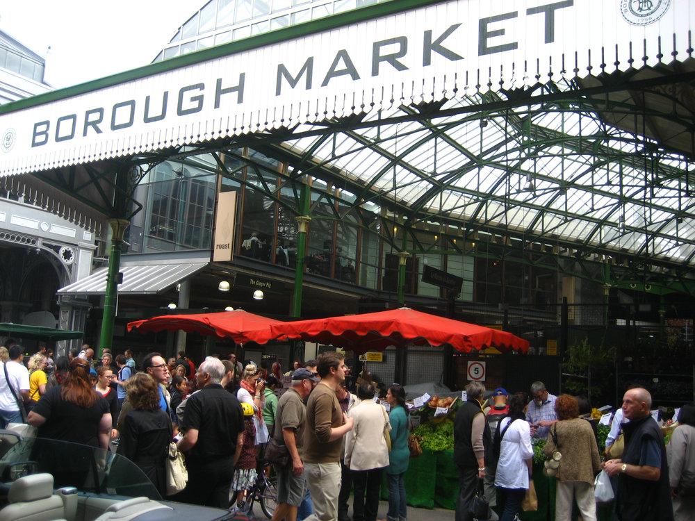 Borough Market   Borough Market, 8 Southwark Street, London SE1 1TL