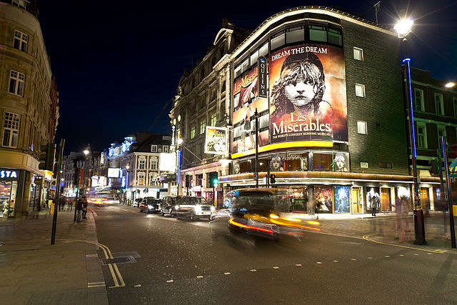 See a West End Show
