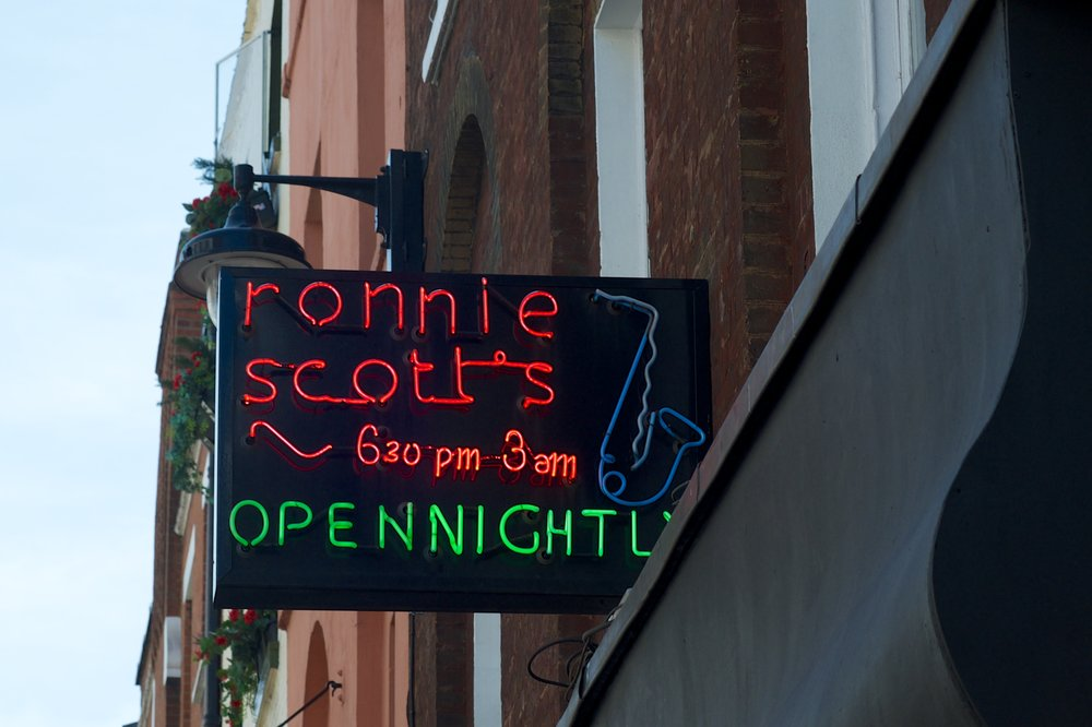 Visit Ronnie Scott's