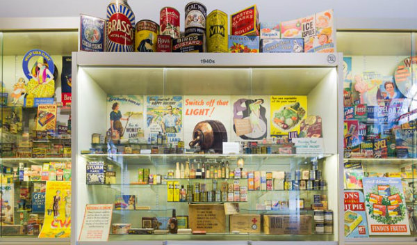 Museum of Brands, Advertising and Packaging