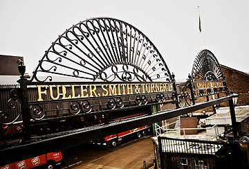Fuller Smith and Turner Brewery