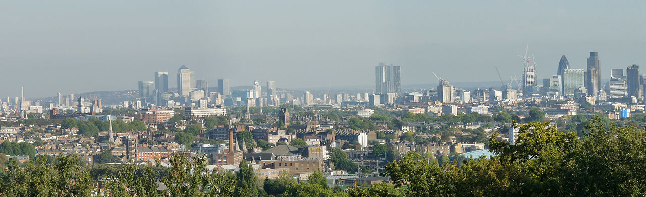 Viewpoint from Parliament Hill