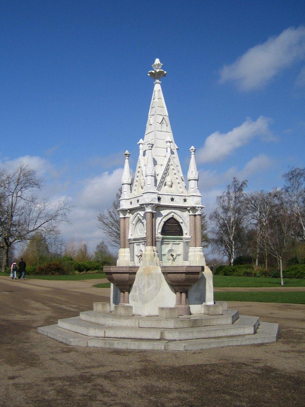 Jehangir Fountain