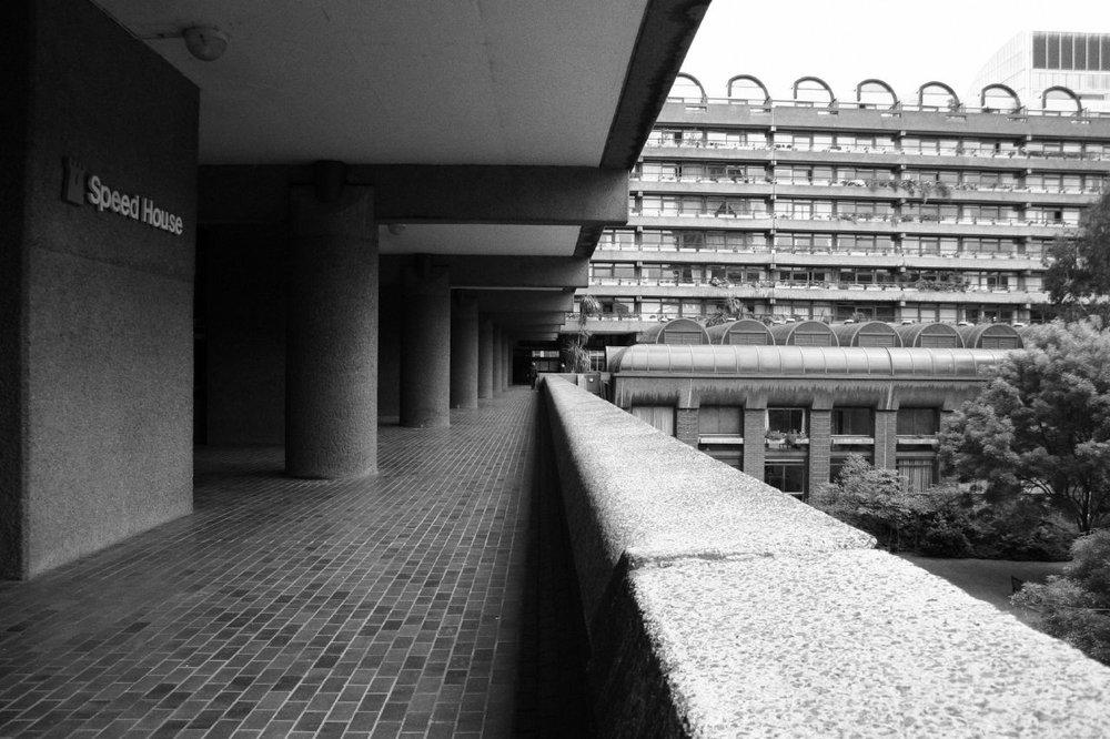 Barbican Highwalks