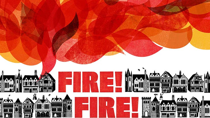 Fire of London Exhibition