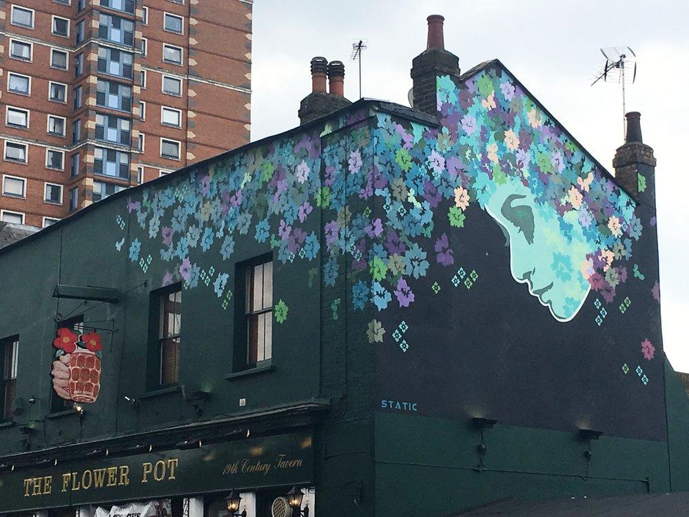 Static Street Art