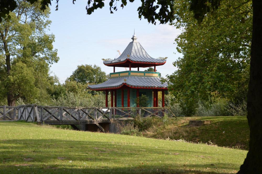 The Victoria Park Pagoda