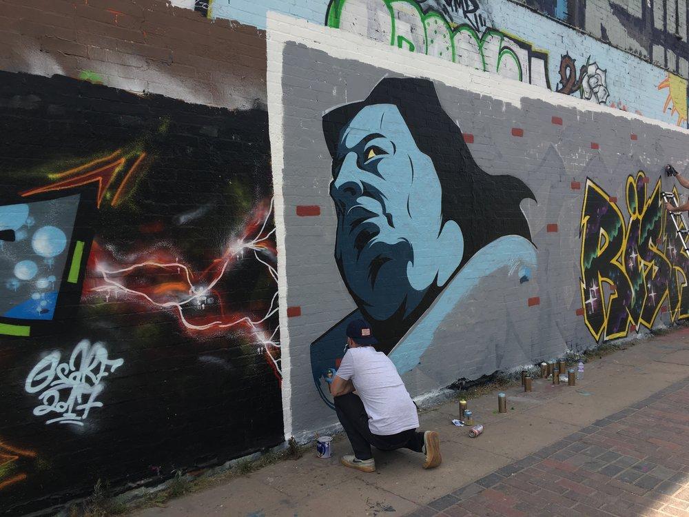 Hackney Street Art