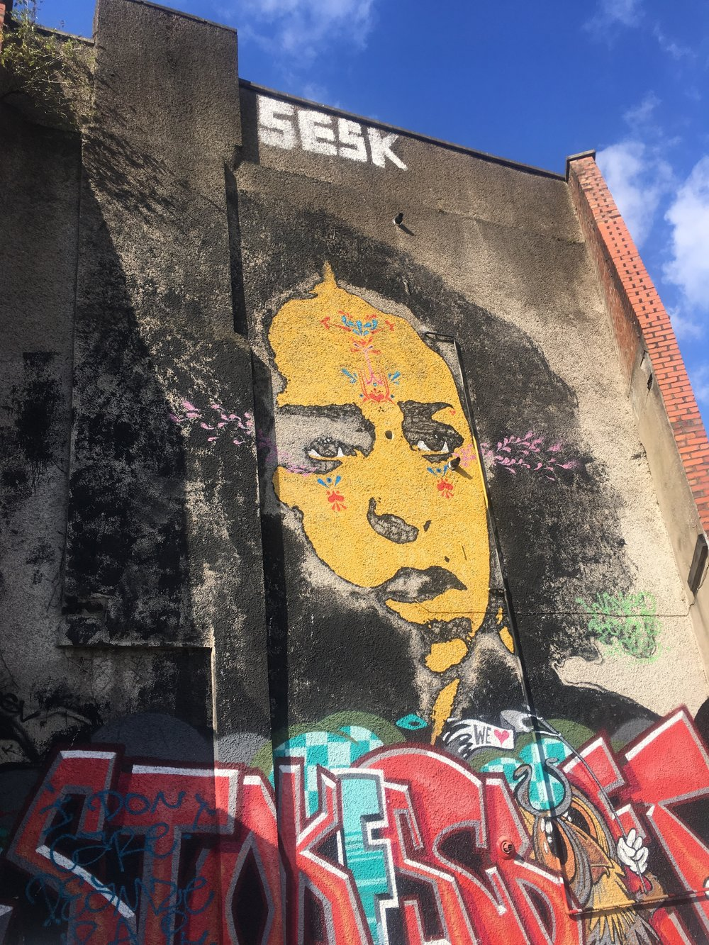 Walk the streets of Stokes Croft and take in the street art on every turn. Can you find Banksy's 'Mild Mild West'?     FREE | Stokes Croft, Bristol |