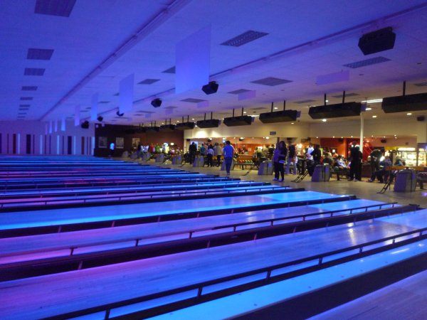 A classic date, but one that shouldn't be overlooked! Can you get a strike at Exeter's Premier Bowling Centre?    £ | Havenbanks TenPin Bowling | Water Ln, Exeter EX2 8BY |  Website
