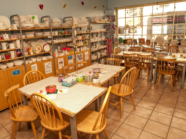 Try something different in Plymouth with a date at ClayArt. Make and decorate some fine pottery.     £££ | ClayArt | 57 Southside St, Plymouth PL1 2LA |  Website