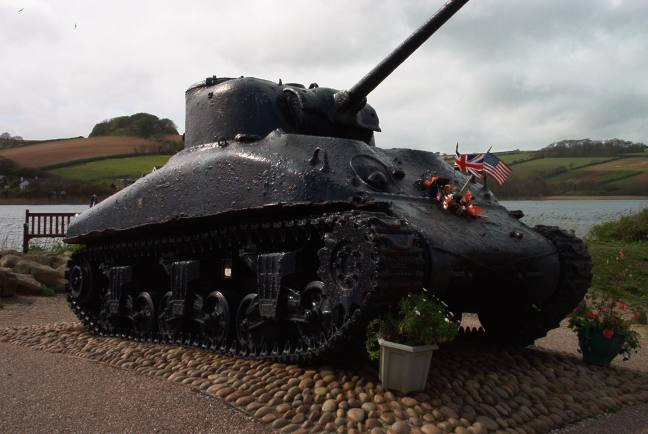 Visit the Tank at Slapton Sands and discover the story of Operation Tiger and the Forgotten Dead.     FREE | Slapton Sands Tank | A379, Kingsbridge TQ7 |  Website