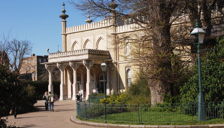 Explore the art displays within the Brighton Pavilion Grounds and find out a little more about the city.     FREE | Brighton Museum and Art Gallery | 12A Pavilion Parade, Brighton BN1 1EE |  Website