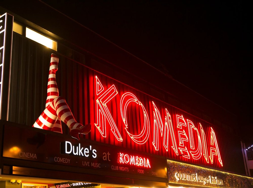 Music and Comedy are regular occurrences. If you can, make sure you catch a spoken word show for something different.     ££ | Komedia | 44-47 Gardner St, Brighton BN1 1UN |  Website