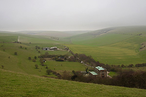 Explore the South Downs Way or visit Castle Hill for a weekend walk.     FREE | Castle Hill |  Website