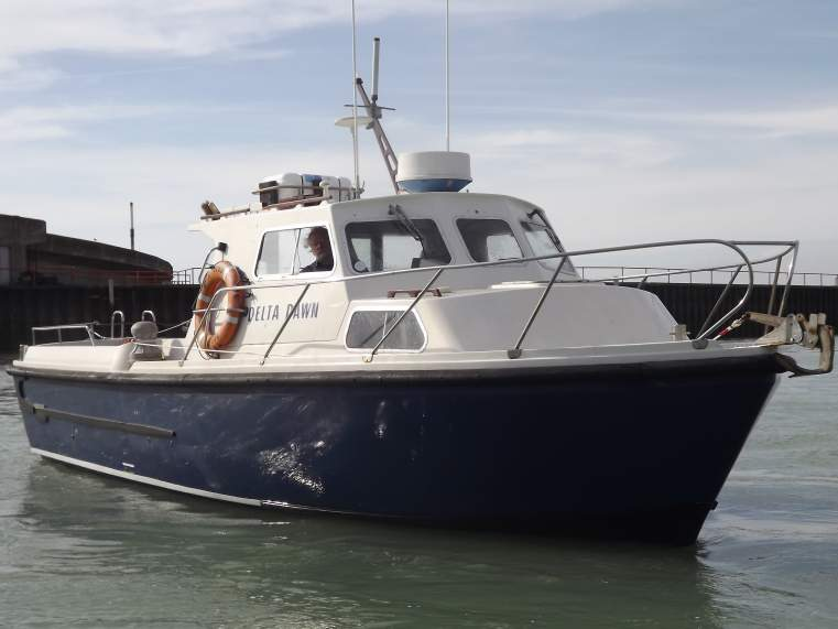 Take a trip out on a chartered boat and catch your own Mackerel.     ££ | Delta Charters | Brighton Fishing Charters, Brighton Marina, berth 6/40, BN2 5UF |  Website