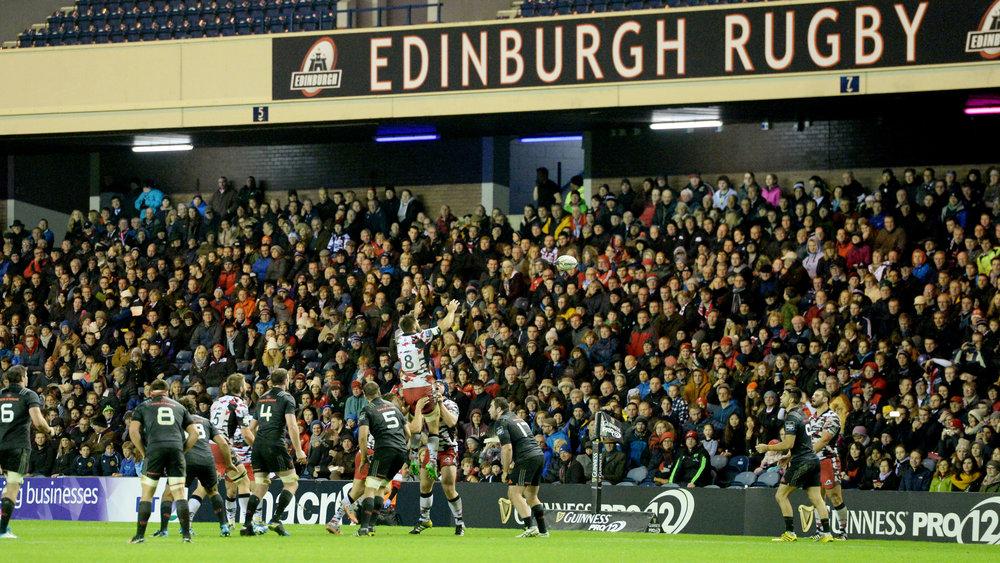 Take in a game at Edinburgh Rugby, cheering them on at the Myreside Stadium.    ££ | Edinburgh Rugby | 87 Myreside Rd, Edinburgh EH10 |  Website