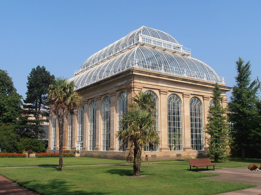Enjoy the stunning Royal Botanic Gardens and make sure you go into the Glasshouse.    £ | Royal Botanic Gardens | Inverleith Row/Arboretum Place Edinburgh EH3 5LR |  Website